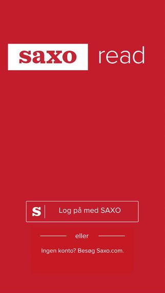 Saxo Read