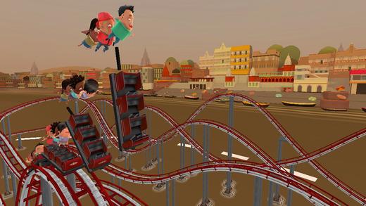 Coaster Crazy Deluxe Screenshot