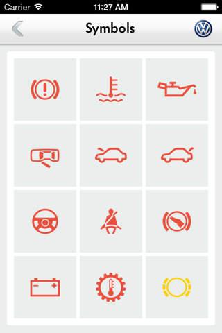 Volkswagen Service (IE) screenshot 3