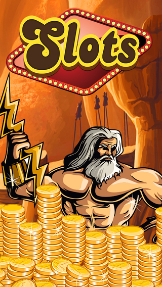 Slots Titan's Galaxy Way of Fun Slots Machine - Tap Zeus Play House Casino Games Free