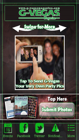 G-VEGAS Magazine