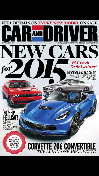 Car and Driver Magazine US