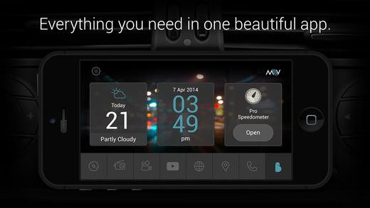 MIIV HD: My Interactive Intelligent Vehicle