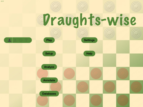 Draughts-wise PRO iPad Screenshot 3