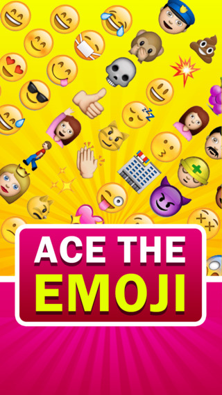 Ace the Emoji - Guess the Phrase Quiz Game Free
