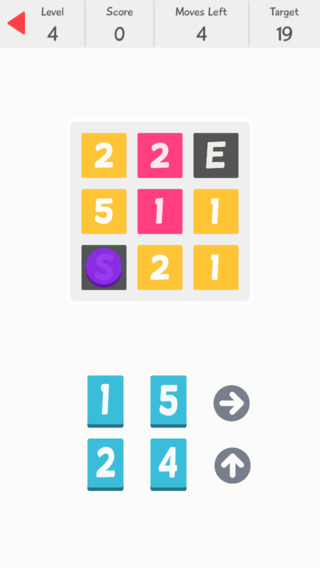 One Step Math: Fun Challenging Puzzle Game