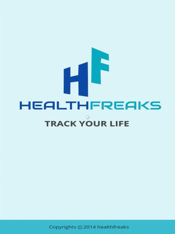 Screenshots for health freaks live