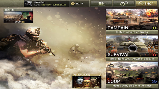 Defence Effect HD : War game
