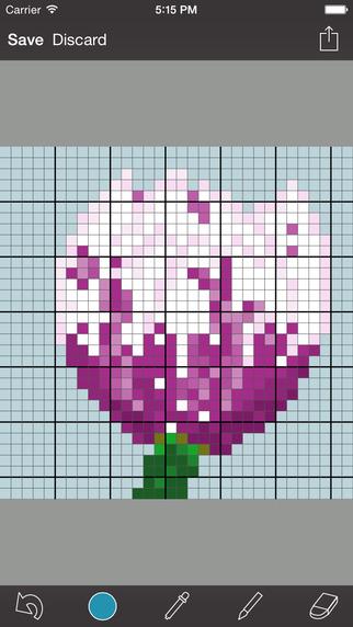 Pixel Board -- 8 Bit Art