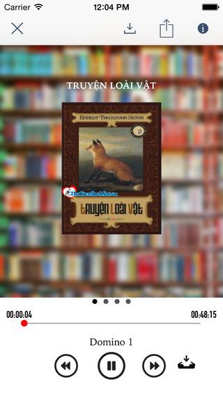 Thư viện sách nói