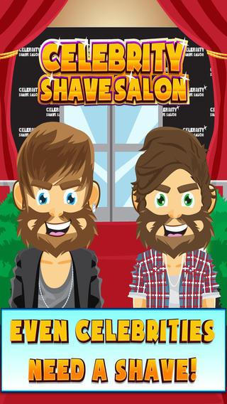 Celebrity Shave Salon Makeover - Free Games For Kids