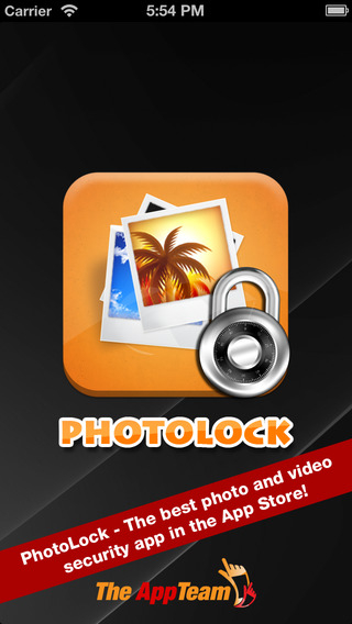 PhotoLock - Hide your photos and videos with a secret vault