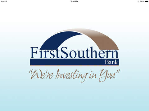 First Southern Bank for iPad