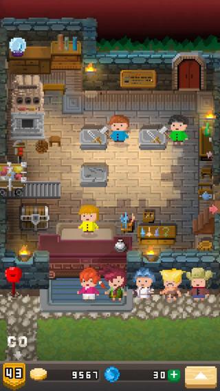 《RPG游戏 - 锻冶屋英雄谭 [iOS]》