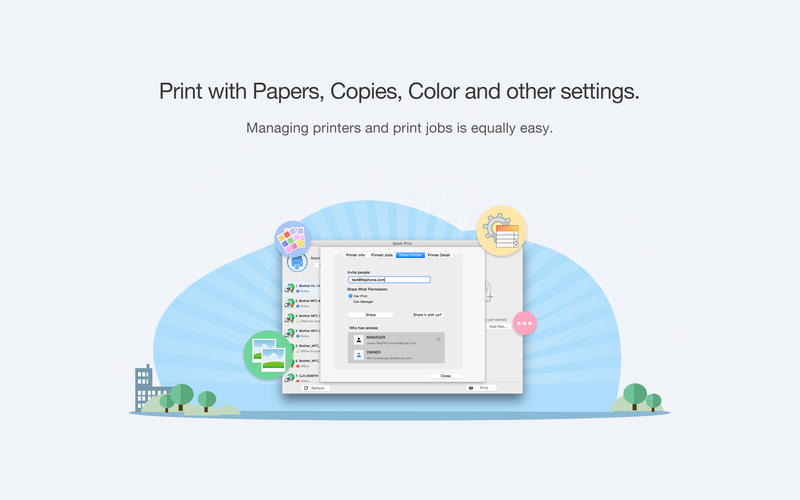 Quick Print Lite via Google Cloud Print Screenshot - 3