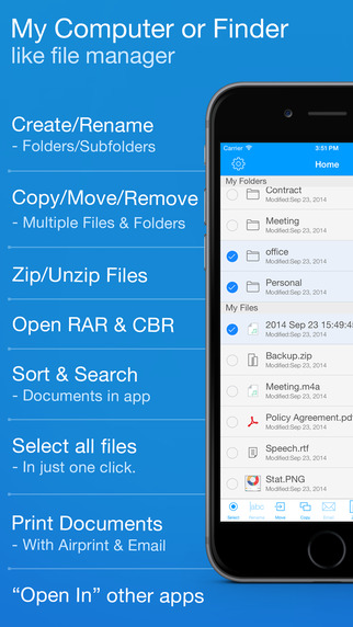 File Pro - Ultimate File Manager & PDF Reader Screenshots