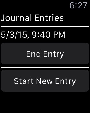Migraine Diary iPhone Screenshot 6