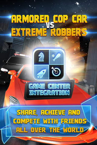 Armed Forces Strike Chase Ultimate Cop screenshot 3