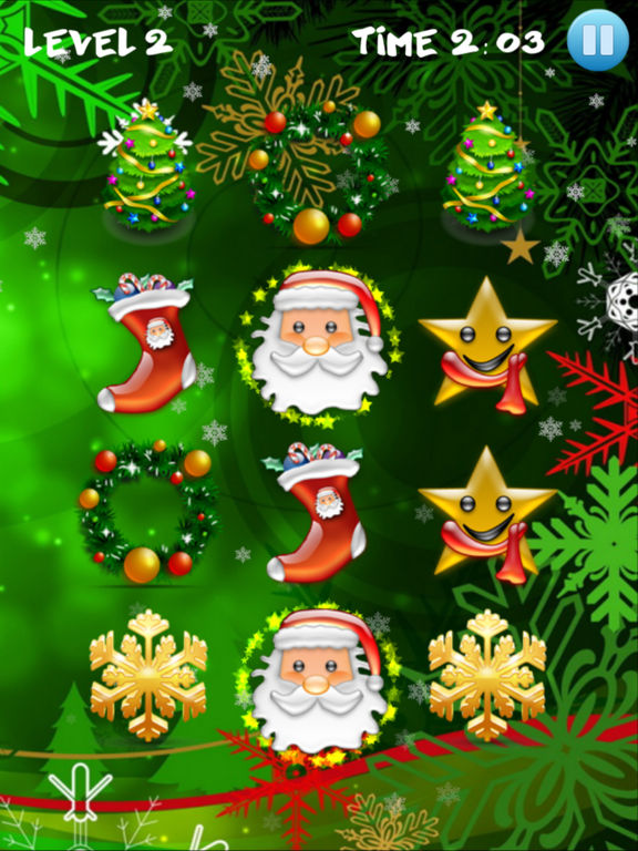 Christmas Holiday Match screenshot