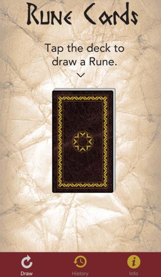 Ringstrue Rune Cards
