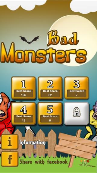 Bad Monsters