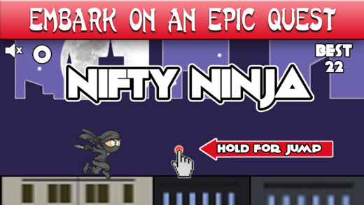 Nifty Ninja: Episode 1: The Golden Warrior Within