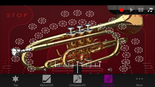 玩音樂App|Brass instrumentSS Vol.2免費|APP試玩