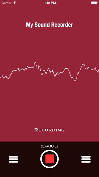 My Sound Record Lite