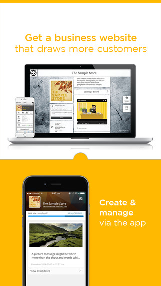 NowFloats Boost – Get a business website with auto-SEO. Instantly