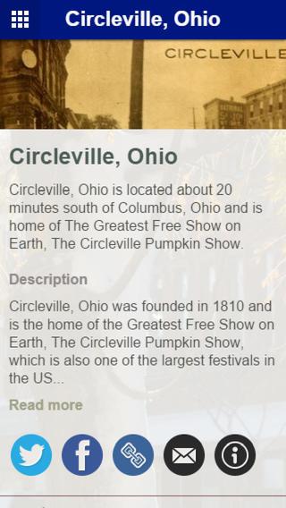 Circleville Ohio