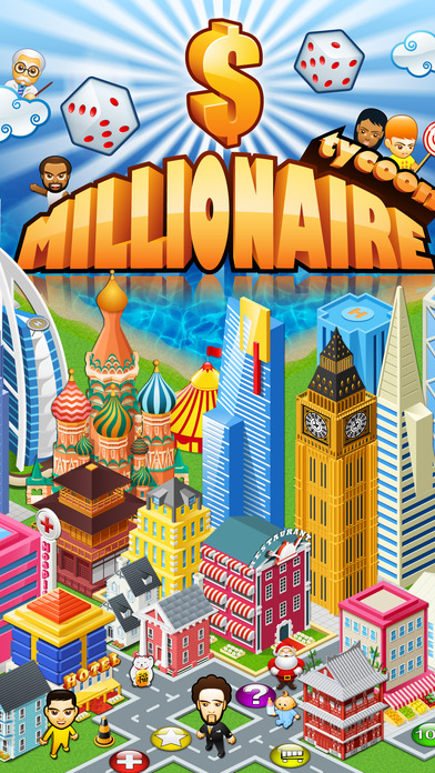 MILLIONAIRE TYCOON™ Free Edition iPhone Screenshot 1