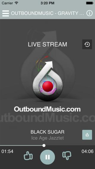 OutboundMusic - Gravity Radio
