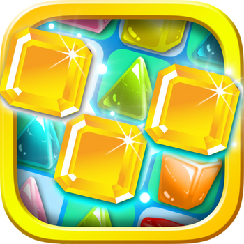 Jewel Blitz Blast - Free Addictive Puzzle Game LOGO-APP點子