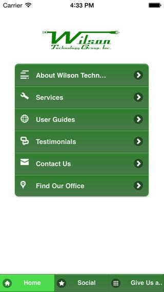 Wilson Technology Group