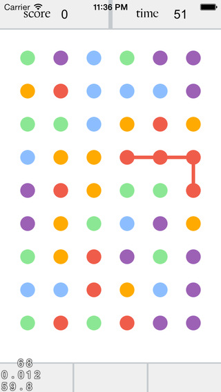 Clear Of Dots
