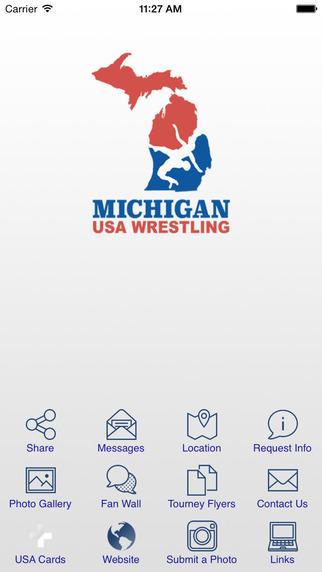 Michigan USA Wrestling