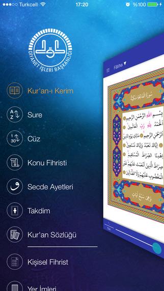Kur'an-ı Kerim Diyanet İşleri Başkanlığı