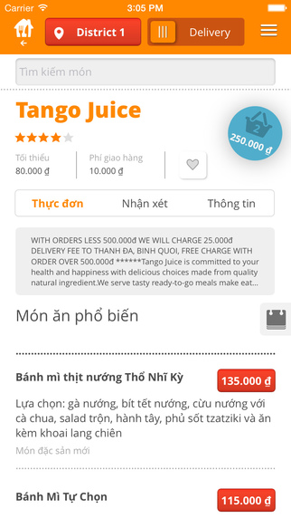 Vietnammm.com - Order Pizza, Vietnamese, Sushi, Burgers and lots More!|玩生活App免費|玩APPs