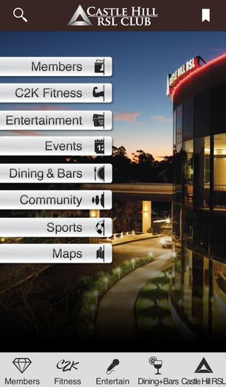 【免費旅遊App】Castle Hill RSL Club-APP點子