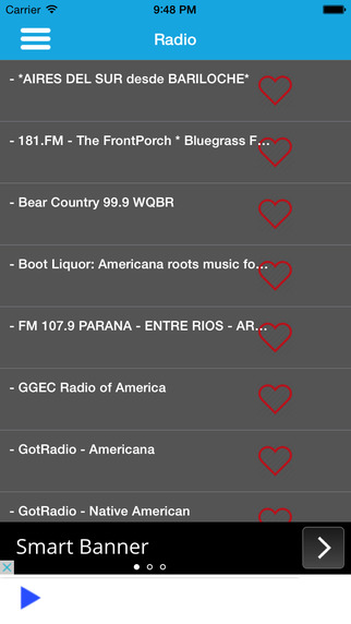Americana Music Radio With Music News