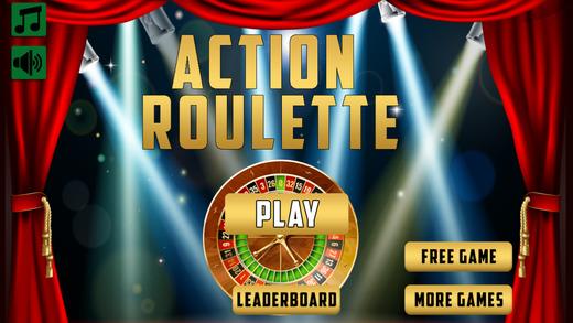Action Las Vegas Roulette - Exciting Casino Fun