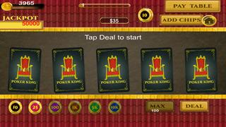 Screenshot 2 Реальный Королевский Покер Casino King — карточные игры казино рояль full tilt poker покер стар покерный набор игра в