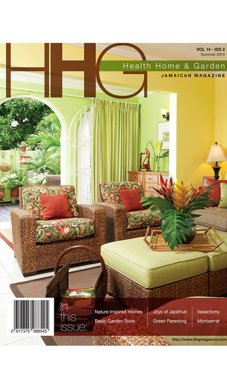 Health Home and Garden Jamaican Magazine