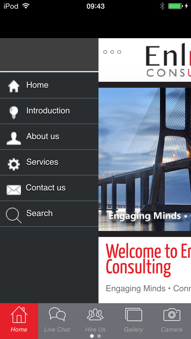 App shopper enliven consulting llp business for App consulting