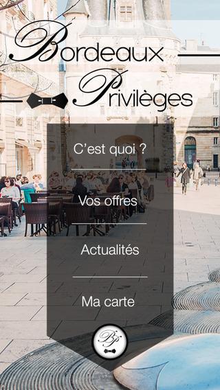 Bordeaux Privilèges