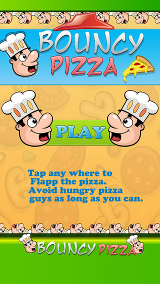 Bouncy Pizza