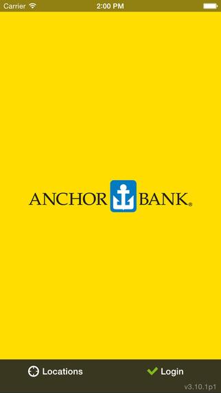 Anchor Bank Mobile Banking
