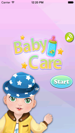 Baby care - baby games