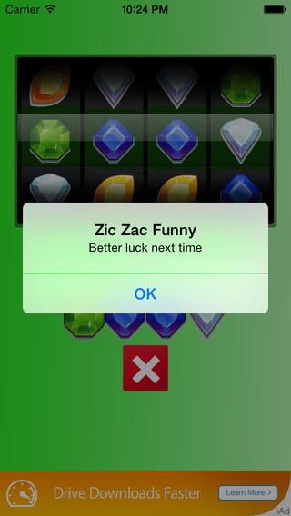 Zic Zac Funny
