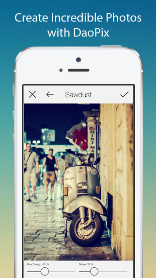 DaoPic: Vintage Edition - Powerful photo editor for FB Twitter Instagram and more